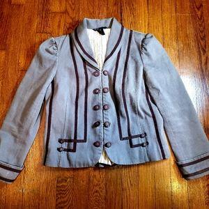Marc Jacobs Vintage Miltary Jacket
